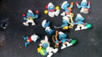 10 SMURF from 1970and 1980