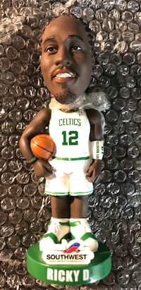 Celtics Never Released BobbleHead Rare and Collectable Everett, 02149