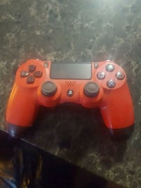red Sony PS4 wireless controller Chilliwack, V2P 6Z4