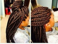bts hair braids Laurinburg