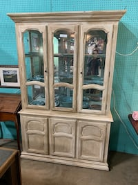 Distressed China Cabinet