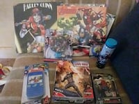 Marvel and dc accessories Stockton, 95203