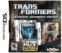 Transformers Ultimate Autobots edition  Burtonsville