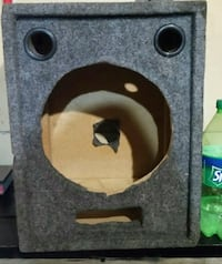 Subwoofer box Gibbons, T0A