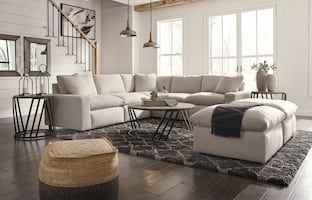 Savesto LAF Corner Chair Sectional