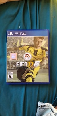 Fifa 17 PS4 Richmond Hill, L4C 0J5