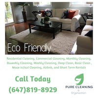 Condo & House Cleaning Services a Toronto, M8Z