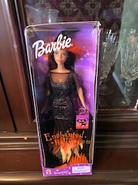2000 Barbie Enchanted Halloween. Special Edition. Toronto, M1P 4S5