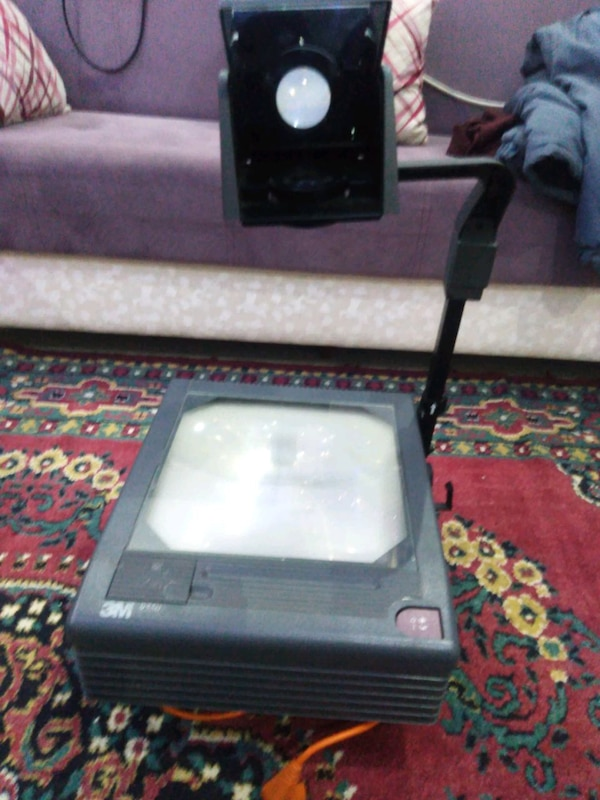 3m 9550 overhead projector 1