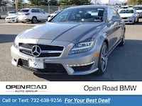 2012 Mercedes-Benz CLS-Class 4dr Sdn CLS 63 AMG RWD Edison, 08817