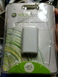 Xbox 360 Rechargeable Battery Pack Vaughan, L4H 0C9