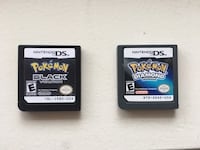 two Nintendo DS game cartridges Kelowna, V1V 2L6