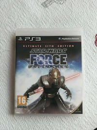 Star Wars: The Force Unleashed ( Ps3 ) Manavkuyu Mahallesi, 35535