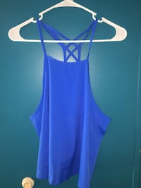 Blue Hollister Top  Federal Heights, 80260