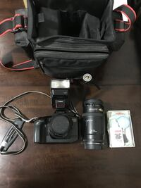 Canon Camera With Accessories  Toronto, M4J 2G7