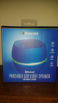 Polaroid Wireless LED Light Speaker  Rockville, 20853
