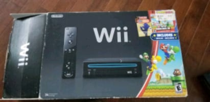 Wii Nintendo one set