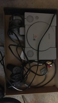 PlayStation 1 with 2 controllers and few games Woodbridge, 22193