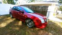 Ford - Fusion - 2008 Tampa