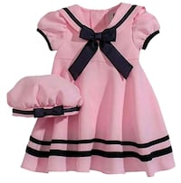 12 month girls dress with hat and bloomers never worn Virginia Beach, 23464