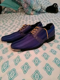 pair of blue slip-on shoes Wrightsville, 17368
