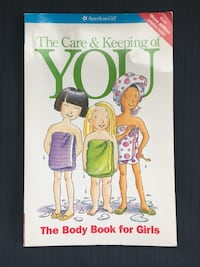 American Girl - The Care and Keeping of You book