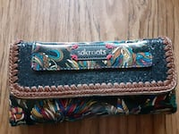 Like New Sakroots feather wallet  Maryville, 37803