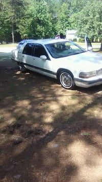 Buick - Roadmaster - 1992 Graham