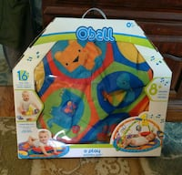 OBall Oplay Infant Activity Gym