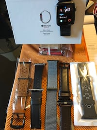 iPhone 3 series GPS/Cellular watch with 5 new bands