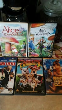 DISNEY MOVIES Oaklyn, 08107