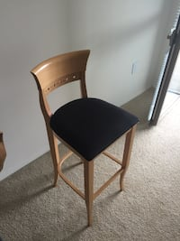 High top chair, MOVE OUT today Falls Church, 22041