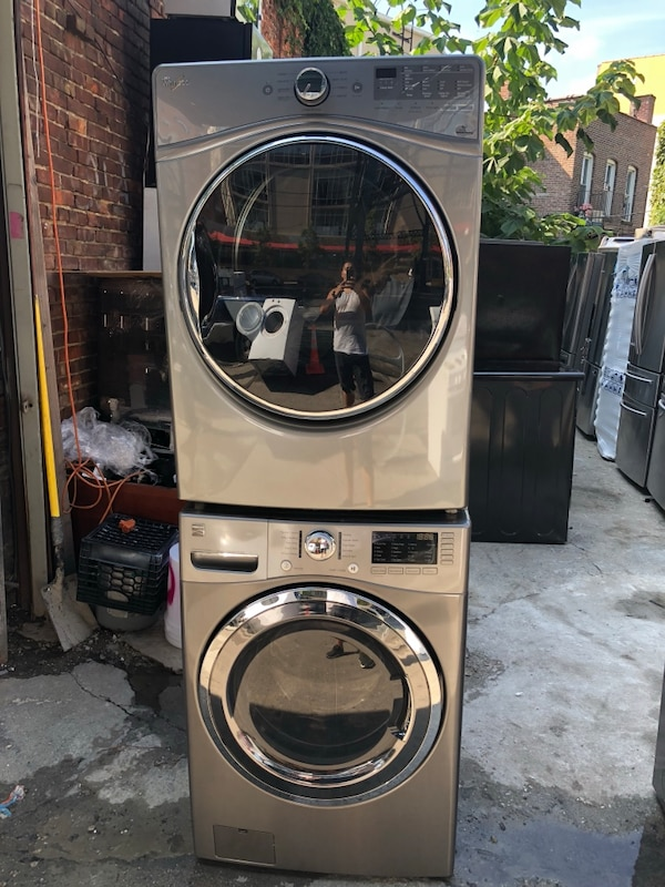 Washer And Dryer Set 27 Wide Electric