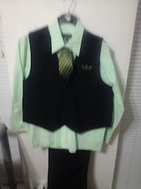 Vangogh Easter suit size 12 Tyler, 75709