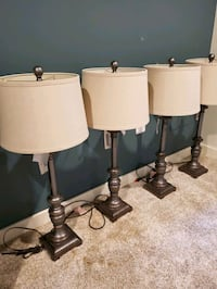Forty West Rustic Tall Lamps Ellicott City, 21042