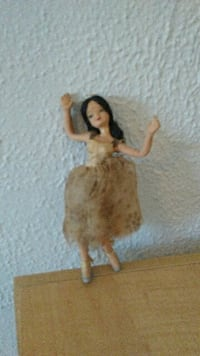 Loveliest Rare Antique Vintage Ballerina!
