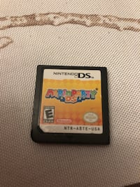Nintendo DS-Mario Party Game Burnaby, V5B 2A1
