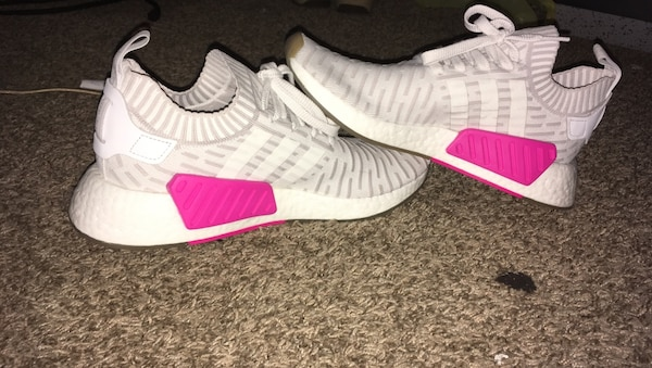 f1cd57fd2abf5 Used Adidas nmd r2 primeknit for sale in Pine Level - letgo