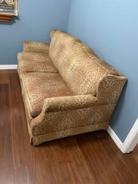 Vintage pull out couch