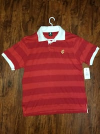 red and white polo shirt Winnipeg, R3E 0S2