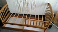 Trundle toddler bed Rochester, 14624