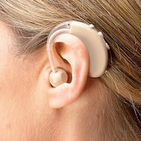 hearing aid b now naver used  Toronto, M3C 1C5