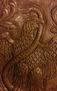 STUNNING LEATHER PURSE!  PRICE REDUCED  Ogden, 84404