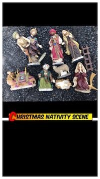 SALE Christmas nativity Oakville, L6M 4L6