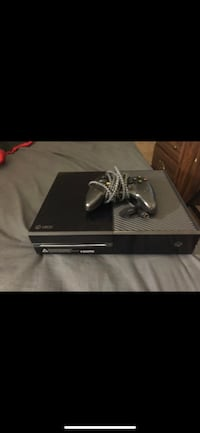 black Xbox One console with controller Allentown, 18103