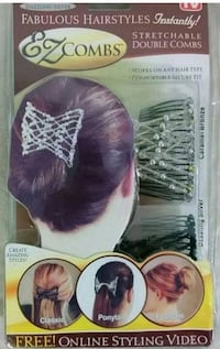 Stretchable Double Combs - New Toronto, M3H 3R6