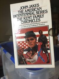 John jakes - American series of the Kent family chronicles. Lutherville Timonium, 21093