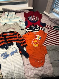 Baby boy clothes 9 to 12 months Glenn Dale, 20769