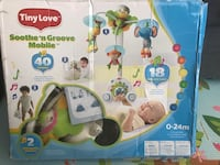 Tiny Love Soothe 'n Groove Baby Mobile 25 km