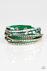 Green Wrap Bracelet Ashburn, 20148